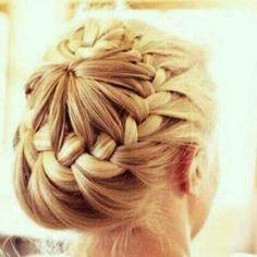 Wow, what a braid!