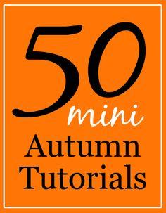 50 herfst workshopjes