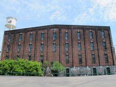 Buffalo Trace Distillery Visit
