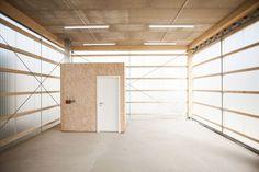 House Unimog. Location: Tübingen, Germany; architects: FABIAN EVERS ARCHITECTURE, WEZEL ARCHITEKTUR.