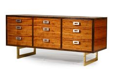 Console Table, Sideboard, Filing Cabinet, Locker Storage, Bronze, Nightstands, Cool Stuff, Cabinets, Furniture