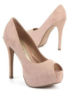 I WANT THIS. Giuseppe Zanotti's nude peep toe and ankle strap ...