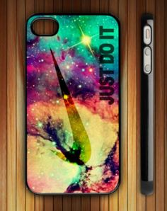 Just do it. Nike. iPhone case. Galaxy.