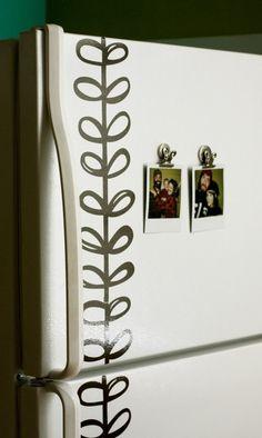 sweet vinyl vine by elsiecake vinyl wall decal set -  I MUST HAVE THESE!!