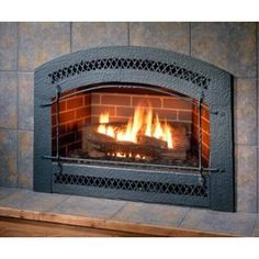 1000 Images About Fireplace Screens On Pinterest