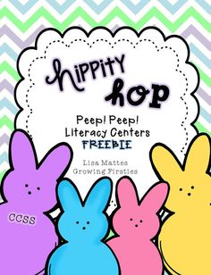 Literacy Spring Centers FREE