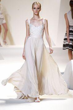 Elie Saab Spring 2013 Ready-to-Wear Fashion Show - Daria Strokous (Women)