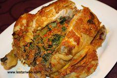 AYAM BETUTU| Balinese Chicken, original from Indonesia