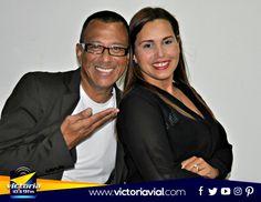 Algo bueno viene en www.victoriavial.com y Elvia Rosita Borges y Carlos Javier son parte de ello. ¡Muy Pronto! #Victoria1039FM, ahora y siempre somos #TuRadioVialInformativa.