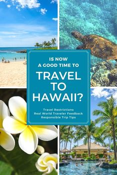 Is Hawaii open for travel? Can I travel to Hawaii right now? Can I travel to Hawaii this fall? What are the 14 day quarantine rules in Hawaii? Official rules as well as personal travel guidance.