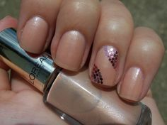My Nails, Nail Polish, Nude, Chic, Shabby Chic, Elegant, Nail Polishes, Polish, Manicure