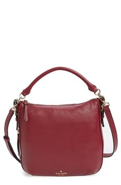 kate spade new york 'cobble hill - small ella' leather satchel available at #Nordstrom