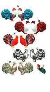Rooster Cabinet Drawer Knobs Pulls Farm By PortlandKnobWerks. Chicken  KitchenChicken CraftsKitchen ...
