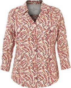 Royal Robbins Women's Expedition Chill 3/4-Sleeve Fern Shirt Creme XXL