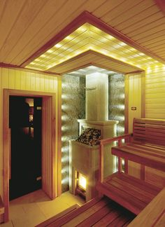 Sauna Steam Room, Sauna Room, Building A Sauna, Portable Sauna, Sauna Design, Spa Rooms, Tubs For Sale, Architecture, Interior