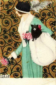 Mela Koehler illustration