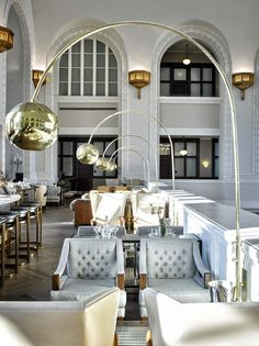 To The Next 100 Years Avroko Restores Denver Union Station Hotel UnionRestaurant InteriorsRestaurant DesignAtrium