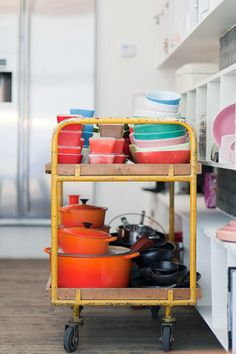 Pyrex and Le Creuset