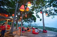 KOH SAMUI NICE HANGOUT - Jungle Club