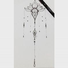 WEBSTA @ ateliekefonascimento - Mais uma flor de lotus ornamental. Desenho inicial desenvolvido para tatuagem da Flavia cliente do RN. #boanoite #tattoo #tatuagem #tattoo2me #inspirationtatto #drawing #desenhos #tatuagensfemininas #tattooscomsignificado #tattoos #tatuagem #tatuagens #flordelotus #joaopessoa #JP #recife #campinagrande #cg