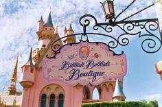 Bibbidi Bobbidi Boutique at Downtown Disney Disneyland Trip, Disney Vacations, Disney Trips, Disney Parks, Walt Disney World, Disneyland California, Disneyland Birthday, Disney College, Disney Magic