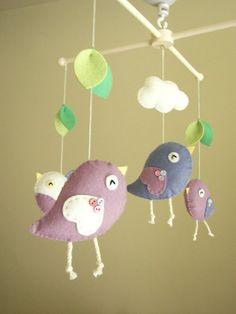 Ohhh I love this - nursery perhaps?