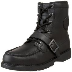Polo By Ralph Lauren Ranger HI II Boot (Little Kid/Big Kid) * See this great image @ http://www.amazon.com/gp/product/B0039NNU7K/?tag=lizloveshoes-20&fg=170716064412