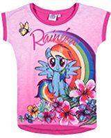 My Little Pony Mädchen T-Shirt - pink