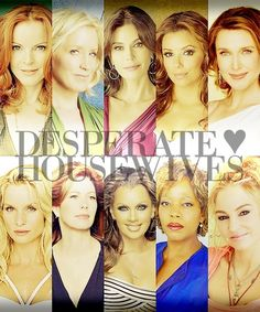 Desperate Housewives-Love, love, LOVED this series watched all seasons two times the through. figured wait another year or so and I'll watch it a third time through! Movies And Series, Best Series, Best Tv Shows, Best Shows Ever, Favorite Tv Shows, Movies And Tv Shows, Desperate Housewives, Tv Show Music, Tv Times