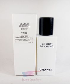 Chanel LE JOUR DE CHANEL Morning Reactivate Face Care 1.7 oz. *NEW* RP$85.00 #Chanel