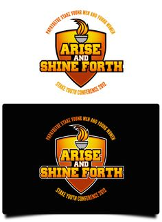 Logo Designed for LDS - Papatoetoe Stake's, Youth Conference.