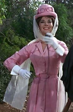 Maggie DuBois (Natalie Wood)  from The Great Race