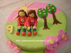 Resultado de imagem para bolos de aniversario do panda