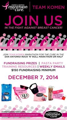 Marathon for the Cure 2014