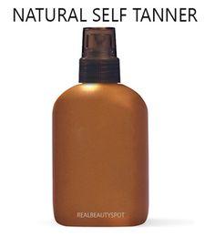 DIY Black Tea Natural Self Tanner