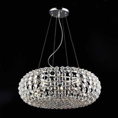 Tomia L 1501-08-500 Kiara 8-Light Large Pendant