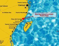 Blue Bay Grand Esmeralda | Vacation!!!ubucacion bluebay grand esmeralda se encuentra muy cerca del ...