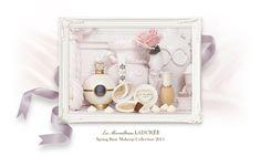 Spring Base Makeup Collection 2013 Les Merveilleuses de Ladurée