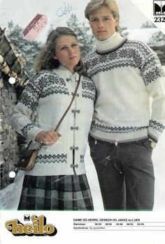 Dale 2321 Knitting Yarn, Knitting Patterns, Norwegian Knitting, Fair Isle Pattern, Cardigan Pattern, Knit Jacket, Vintage Knitting, Knit Crochet, Men Sweater