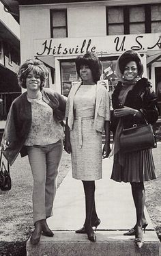 January 15 1961, The Supremes signed a world wide recording contract with Motown Records. Originally founded as the Primettes, they became the most commercially successful of Motown's acts and are, to date, America's most successful vocal group with 12 No.1 singles on the Billboard Hot 100.