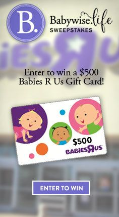 Win a $500 Babies R Us Gift Card! Also good at Toys R Us. http://swee.ps/KFJTXXEA