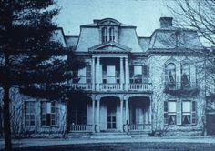Gen. Thomas A. Morris house, 1204 N. New Jersey St.1889.
