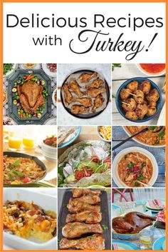 Visit candianturky.ca for all the healthy and delicious recipes you need featuring turkey!