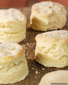 Clinton Street Baking Company Biscuits - This delicious and original recipe is courtesy of Neil Kleinberg. (Martha Stewart Show)