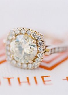 Gorgeous Vintage Ring.