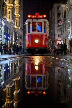 İstiklal Avenue İstanbul Turkey