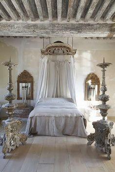 Ciel de lit, una camera da principessa