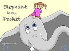 Elephant in my Pocket - $1.99 App for Literacy - Guided Reading