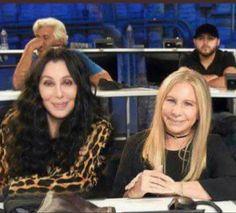 Barbra & Cher