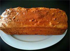 Pan dulce de pasas y almendras